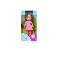 Эви в летней одежде, (сарафан в клетку), кукла, Steffi & Evi Love (573 7988-3)