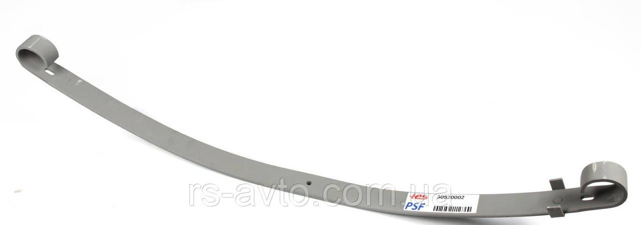 Рессора передняя подкоренная MB 208-410 (60/647/727) 14mm.  3052000219