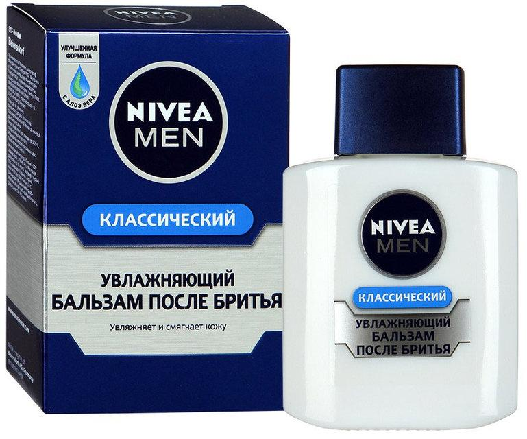 """Бальзам после бритья """"Nivea"""" классический (100 мл.)"""