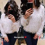 Женский пушистый свитер (4 цвета), фото 3