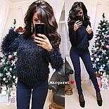 Женский пушистый свитер (4 цвета), фото 4