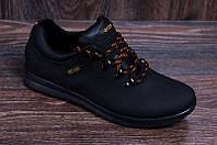 Кроссовки мужские кожаные копия Ecco infinity Primavera, фото 1