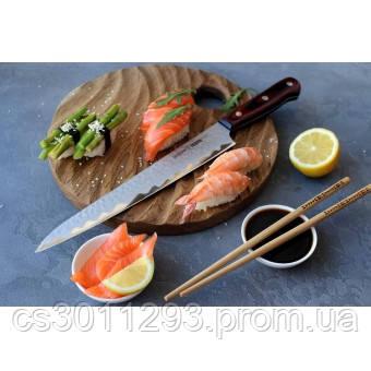 "Нож Янагиба, 240 ММ, SAMURA ""KAIJU"" (SKJ-0045), фото 2"