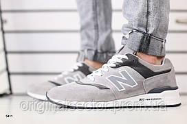 Мужские  серые кроссовки New Balance 997