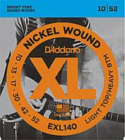 Струны для электрогитары D*ADDARIO EXL-140 XL