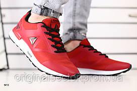 Мужские красные кроссовки Reebok