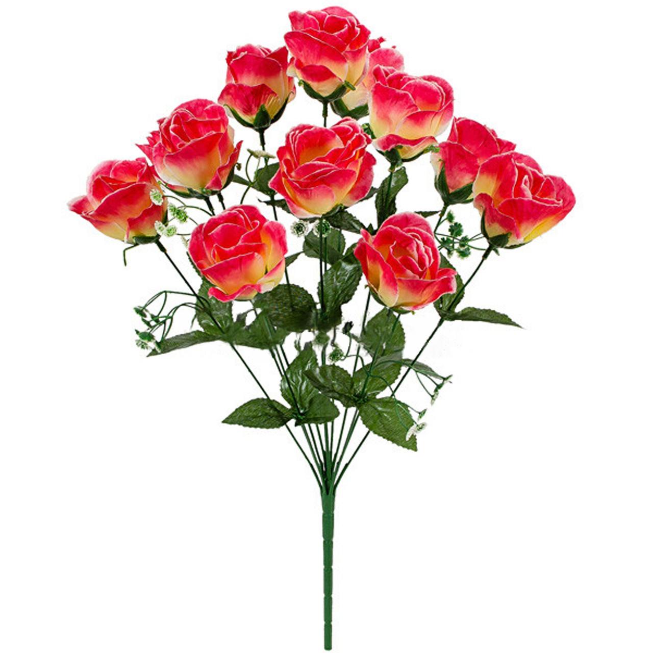 Букет  роз Фрау, 54см (10 шт в уп)