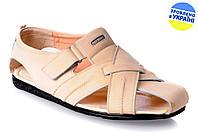 Мужские сандалии intershoes 13l376 черные   летние , фото 1