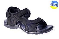 Мужские сандалии трековые mida 3332н черные   летние , фото 1