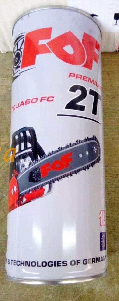 Масло   2T, 1л   FDF (минеральное, для бензопил и мотокос)   (Германия)   (#CHV)