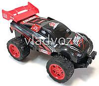 Машинка на радио пульте управления модель скоростной джип для кросс кантри красный 1:18