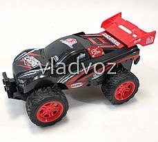 Машинка на радио пульте управления модель скоростной джип для кросс кантри красный 1:18, фото 3