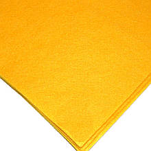 Фетр мягкий №14 кукурузный, лист 30х20 см, 1,3 мм (Тайвань)