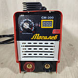 Сварочный аппарат Могилев СМ-300 в Кейсе, фото 2