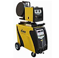 Сварочный полуавтомат KIND MIG-350, 4 ролика, выносной подающий