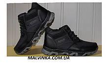 Ботинки мужские зимние 41-45 рHAKENSLO арт 27672-18. 41