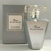Парфюмерная вода женская Rare Platinum, Avon 50 мл