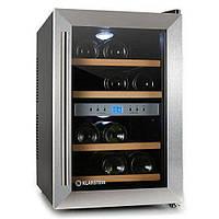 Холодильник для вина Klarstein Weinkuhlschrank 34 литры (24071312) винный холодильник, винный шкаф
