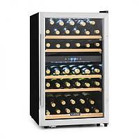 Холодильник для вина Klarstein 10030713 Vinamour 40D 135 литр винный холодильник, винный шкаф