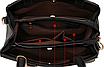 Сумка женская классическая Капелька черный, фото 9