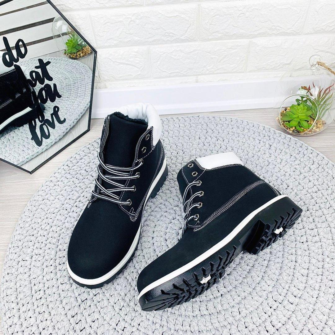 Стильные женские ботинки Тимбы