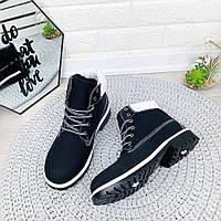 Стильные женские ботинки Тимбы, фото 1