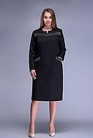 Вечернее платье , черное, размеры 52 54 56 58, фото 1