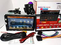 """Автомагнитола 2Din Pioneer 7022CRB 7"""" Сенсор, Bluetooth, USB, FM+ ПОДАРКИ+КАМЕРА!, фото 1"""