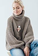 Модный вязаный свитер – модели сезона 2019