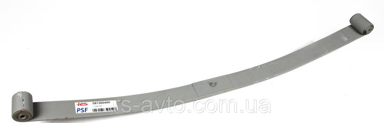 Рессора задняя коренная Fiat Ducato, JUMPER , BOXER, Фиат Дукато (1, 17mm) (80, 715, 715) 58156040019 Z/T