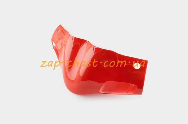 Пластик   VIPER STORM 2007   передний (голова)   (красный)   KOMATCU, фото 2