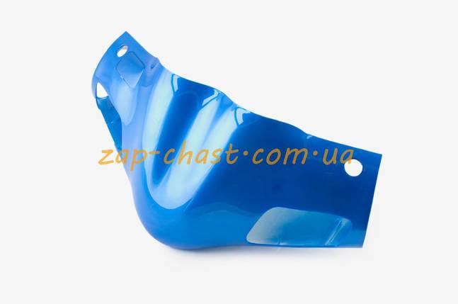 Пластик   VIPER STORM 2007   передний (голова)   (синий)   KOMATCU, фото 2