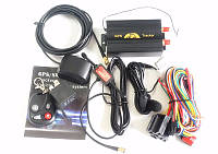 Трекер TK103B для автомобиля GPS GSM / GPRS отслеживания устройств