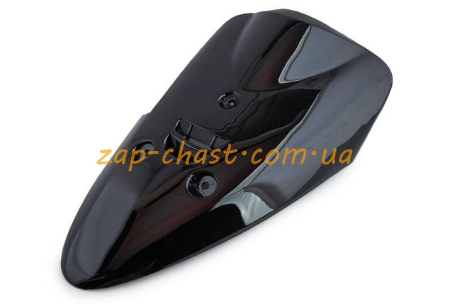 Пластик   Yamaha JOG NEXT ZONE 3YJ   передний (клюв)   (черный)   SL, фото 2