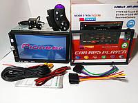 """Автомагнитола 2Din Pioneer 7022CRB 7"""" Сенсор, Bluetooth, USB, FM+ ПОДАРКИ+КАМЕРА!"""