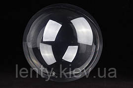 "Воздушный шар абсолютно прозрачный 18""bubbles (баблс) / Bobo 45см"