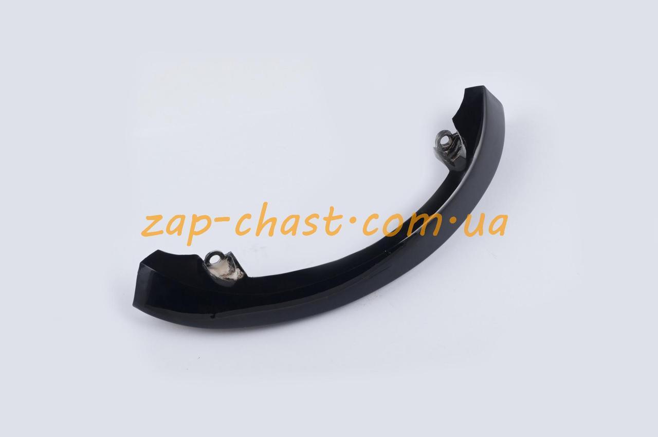 Пластик   Zongshen WIND   задний декоративный   (черный)   KOMATCU