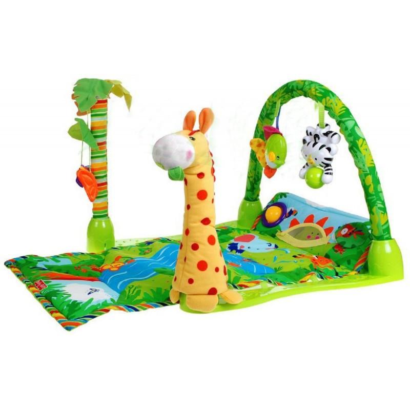 """Коврик для малышей """"Тропический лес"""" 3059 (602669)"""