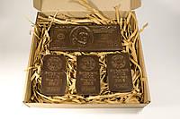 Шоколадный набор Финансовое благополучие в подарок для девушек.