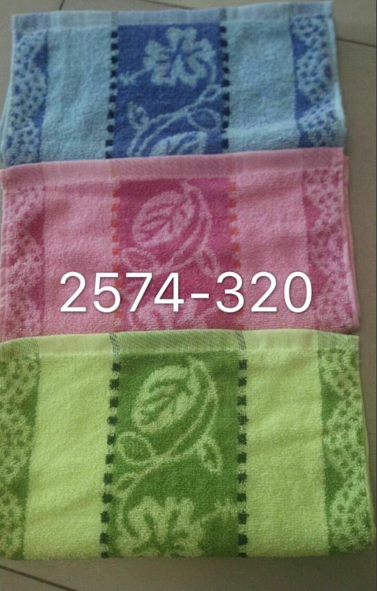 Полотенце кухонное махра 35*70 (10 шт)