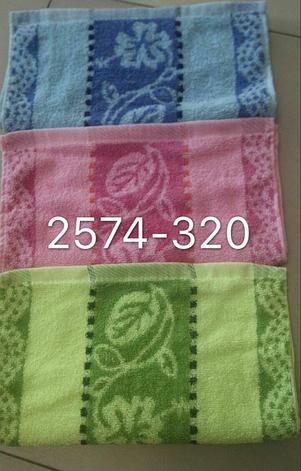 Полотенце кухонное махра 35*70 (10 шт), фото 2