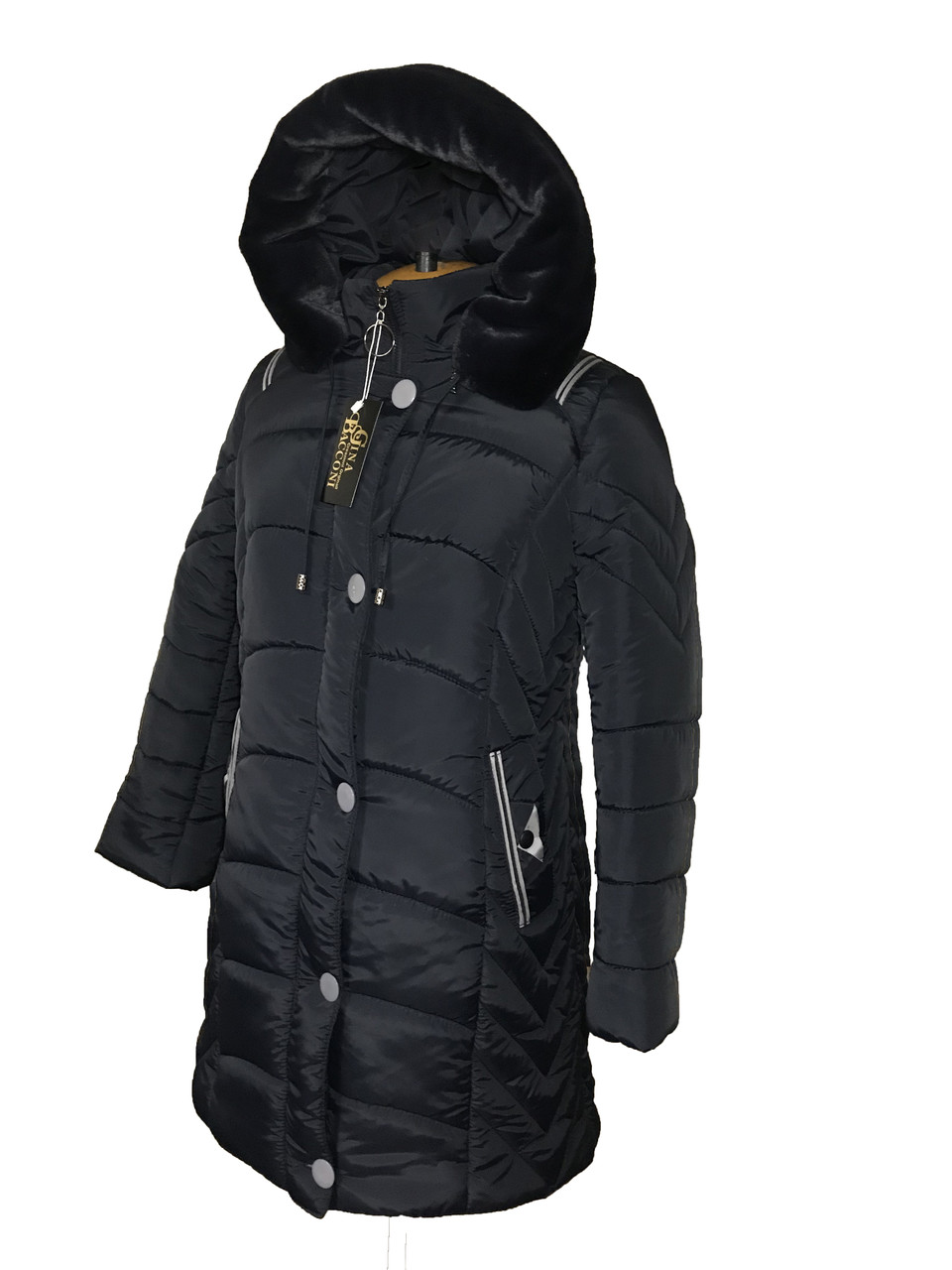 9da7ef5081e Женская зимняя теплая куртка удлиненная