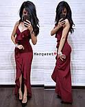 Женское изящное легкое платье с воланами (3 цвета), фото 4