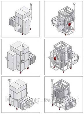 Теплогенераторы на конденсации с модуляцией пламени WIMBLEDON (148-384кВт), фото 2