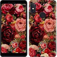 """Чехол на Xiaomi Redmi Note 5 Цветущие розы """"2701u-1516-1072"""""""