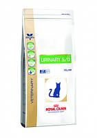 Сухой корм для кошек Royal Canin Urinary S/O диета при лечении и профилактике мочекаменной болезни 400 г (22655)