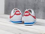 Мужские кроссовки Nike Cortez (бело/красные), фото 3