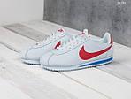 Мужские кроссовки Nike Cortez (бело/красные), фото 5