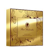 Набор Pani Walewska Gold (парфюм и дезодорант), фото 1
