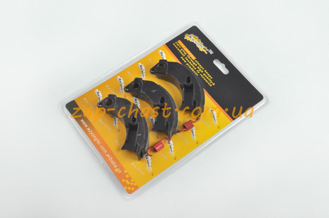 Ремкомплект платы колодок сцепления (тюнинг)   Yamaha JOG 90   (3WF),   2T Stels 50   KOK RIDERS